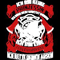 Feuerwehrfrau - Retten