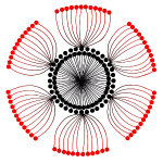 Red Poppy Seeds Mandala