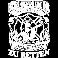 Feuerwehrfrau - Heiss