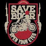 Kabes Save A Biker