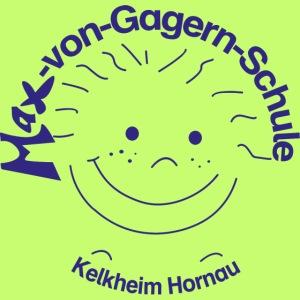 Mäxchen Logo blau