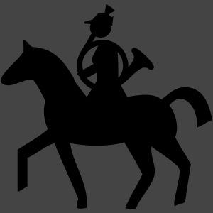 parforceblaeser pferd w b