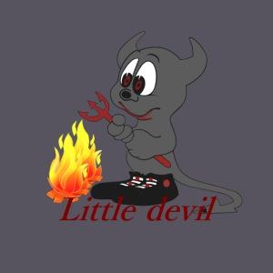"""lustiges Teufelchen """"Little devil"""""""