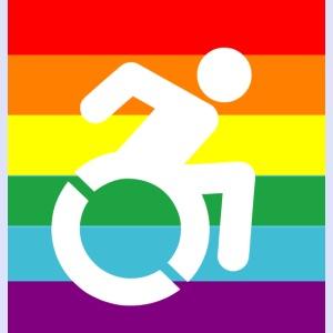 Gehandicapt, homoseksueel en trots! 001