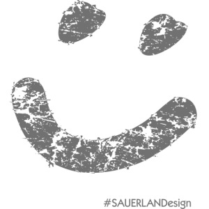 Smiley_vintage_grau_SAUER