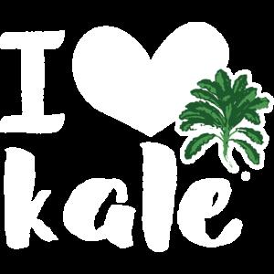 I love kale