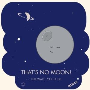 Mimas - Thats no moon