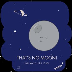 Mima - das ist kein Mond