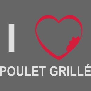 i love POULET GRILLE BlGr
