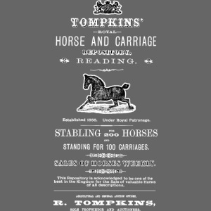 Tomkins' Horse Repository Reading