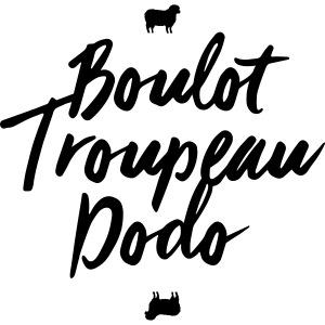 Boulot Troupeau Dodo - Tote Bag