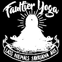 Faultier Yoga Meditation
