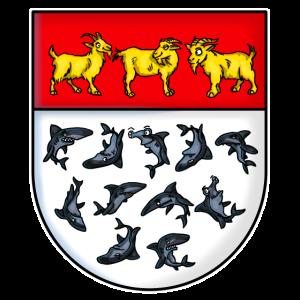 Wappen Ziegen Haie Köln