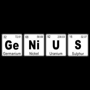 Genie Chemische Formel