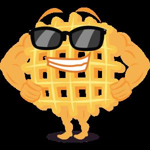 Waffle Bodybuilder
