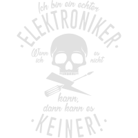 Ich bin ein echter Elektroniker