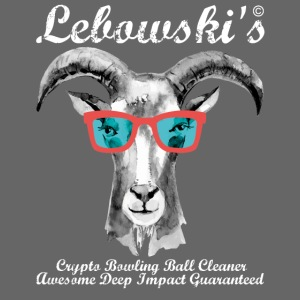 Lebowskis Logo Complete