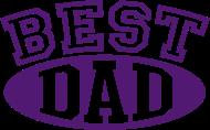 Vatertag Shirt: BEST DAD