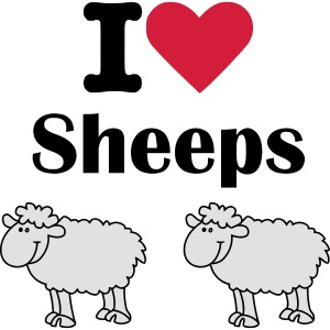 I-love-sheeps