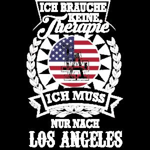 Los Angeles Therapie Urlaub Geschenk für USA Fan