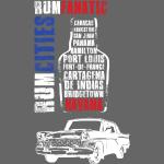 Koszulka rumowa - Havana - Koszulka miłośnika rumu