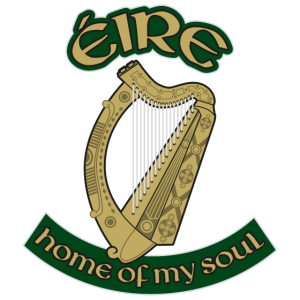 Éire – home of my soul