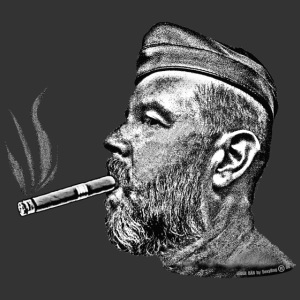 Bärenlust Hipster Zigarren Bear