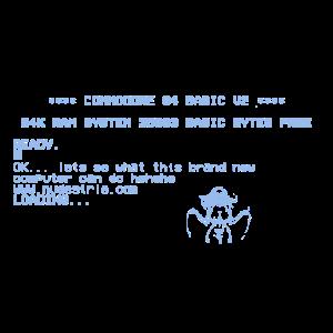 C64 geht NUDE
