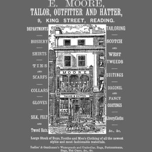 Moore's Tailors Reading