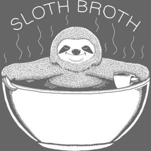 Sloth Broth White