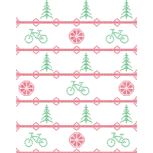 bicycle winter col