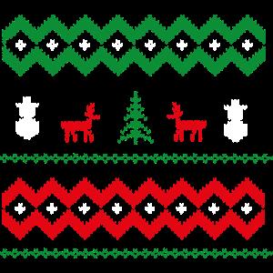 xmas snowman colored