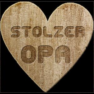 Love - Stolzer Opa