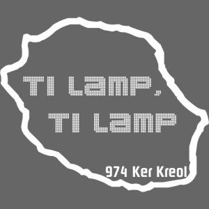 Ti lamp ti lamp - blanc