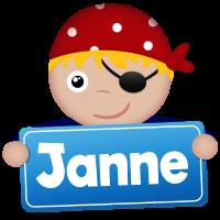 Kleiner Pirat Janne