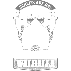 Krieger nach Walhalla sw