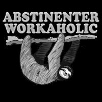Abstinenter Workaholic