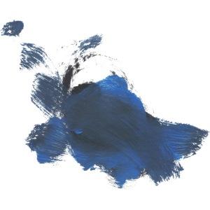 blauer Hase