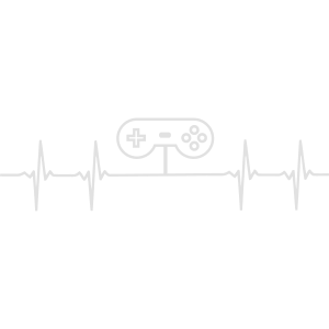 Gaming Gamepad in harslag lijn