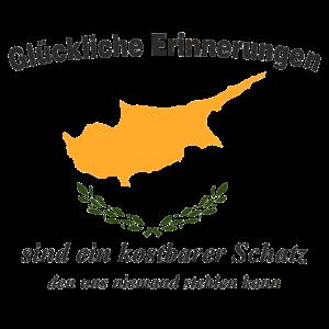 Glückliche Erinnerungen Zypern