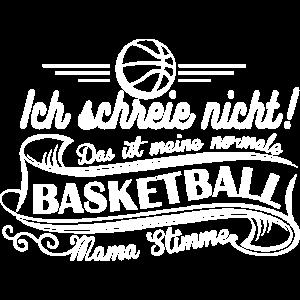 Basketball Stimme