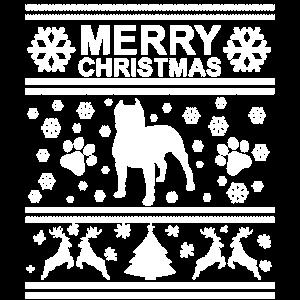 Special Pitbull X-mas Sweater