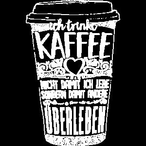 Kaffee- Überleben