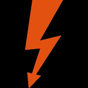 Blitzgedanke – das Shirt für alle mit klugen Ideen