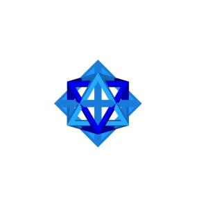 star octahedron series geommatrix