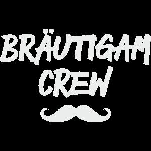 Bräutigam Crew Moustaches