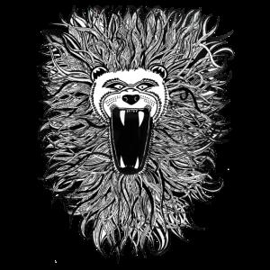 wilden Löwen