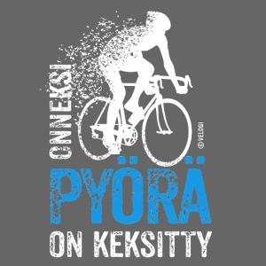 Onneksi pyörä on keksitty - Road bike w
