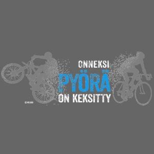 Onneksi pyörä on keksitty - Road bike + MTB