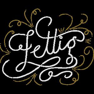 FETTIG | Heiß & Fettig | Partnerlook